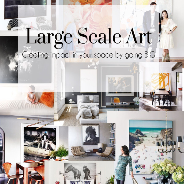 Large Scale Art