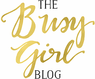 The Busy Girl Blog
