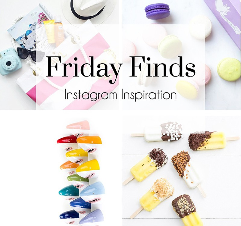 Friday Finds - Instagram
