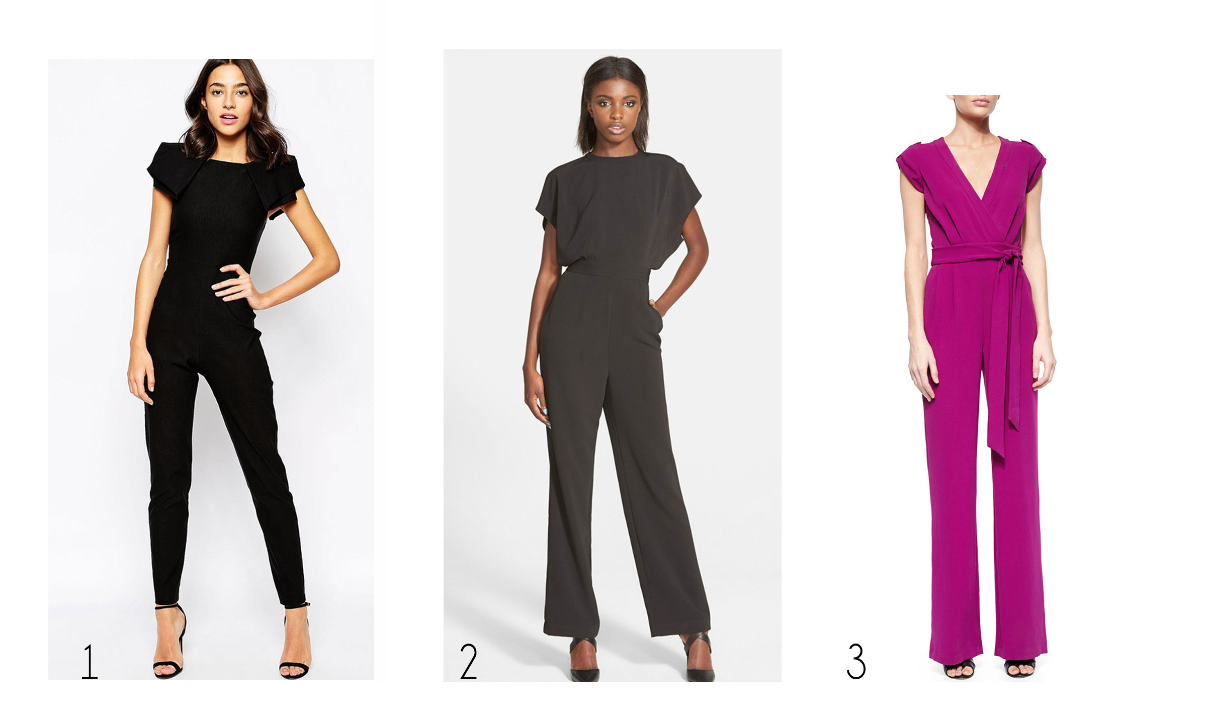 What To Wear Wedding Guest Jumpsuits The Busy Girl Blog