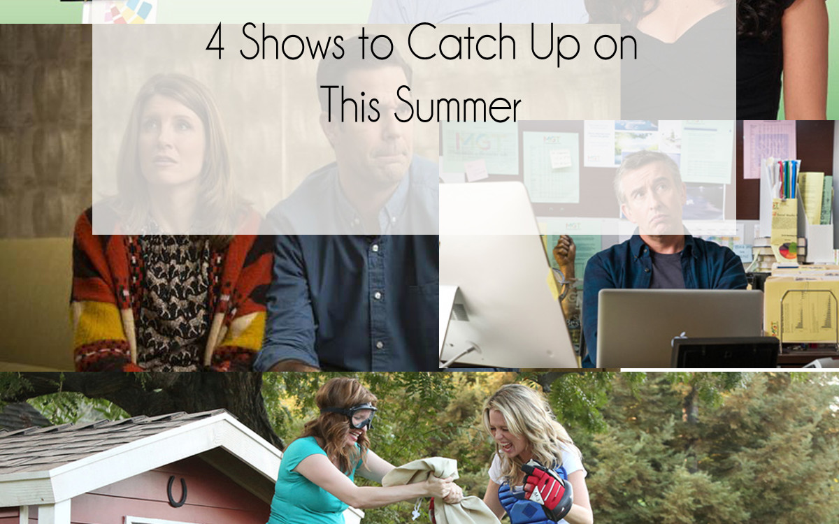 Shows to Catch Up on this Summer
