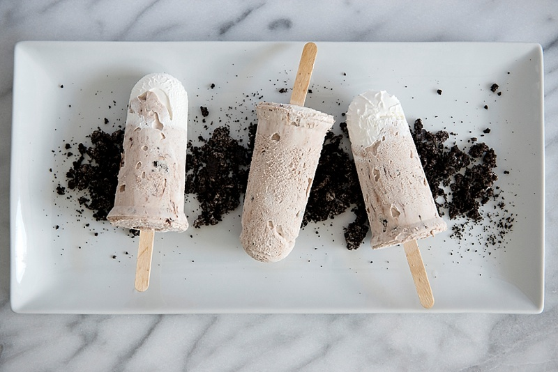 Nutella Oreo Popsicles, The Busy Girl Blog
