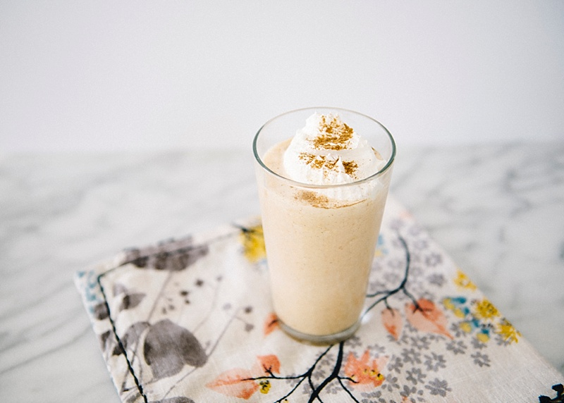 Pumpkin Pie Milkshake, The Busy Girl Blog, Lifestyle Blog